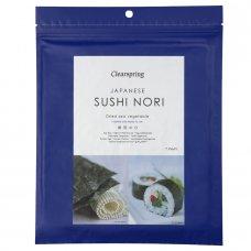 Sushi NORI morské riasy 17g Clearspring