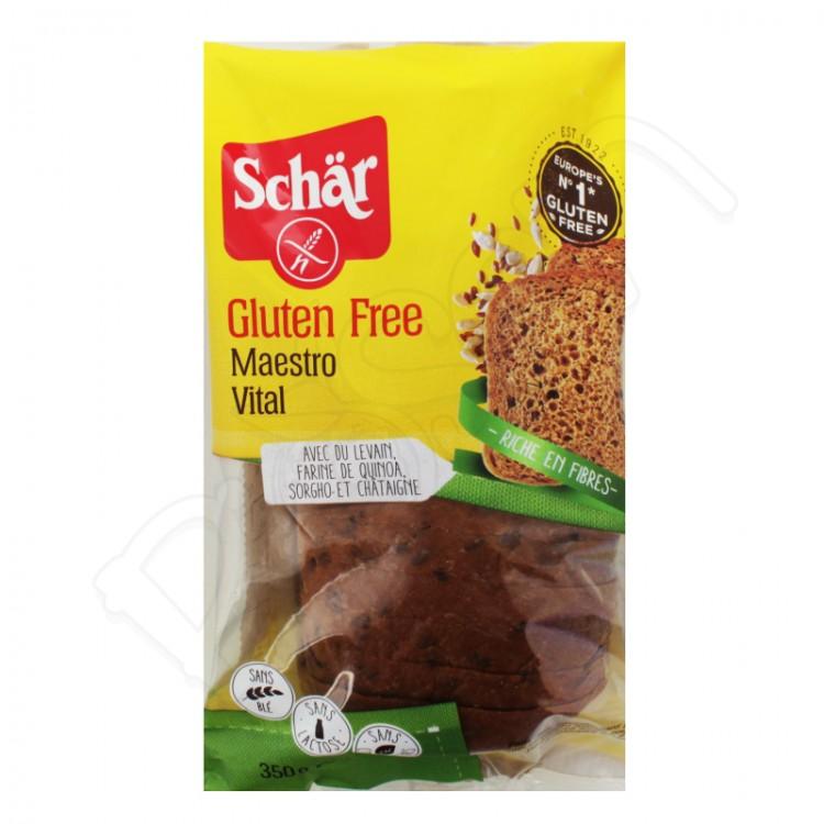 Cereálny chlieb VITAL 350g Schär