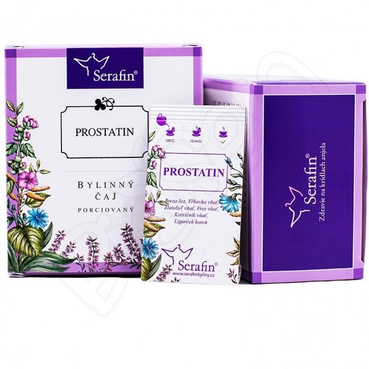 Prostatin sporciovaný čaj 15x2,5 Serafin
