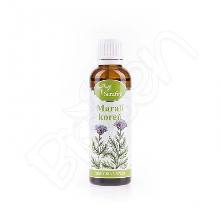 Maralí koreň - tinktúra z bylín 50ml Serafin