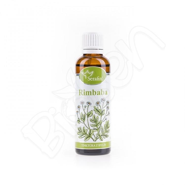 Rimbaba - tinktúra z bylín 50ml Serafin