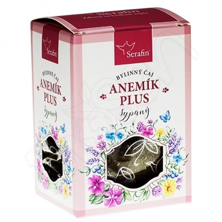 Anemik plus sypaný čaj 50g Serafin