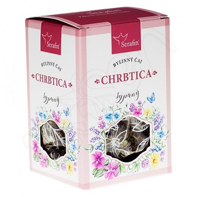 Chrbtica sypaný čaj 50g Serafin