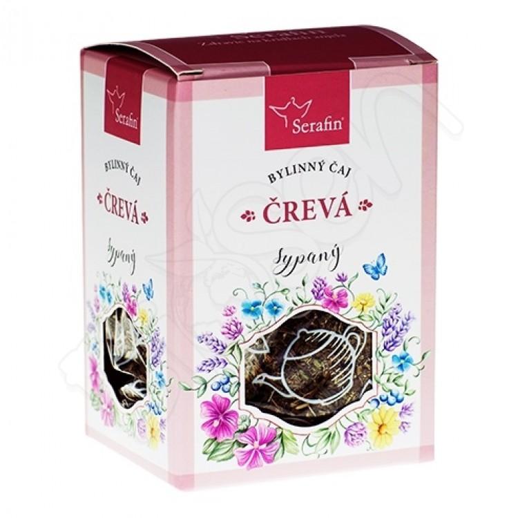 Črevá sypaný čaj 50g Serafin