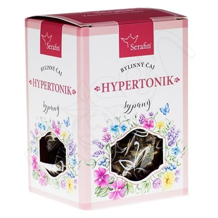 Hypertonik sypaný čaj 50g Serafin