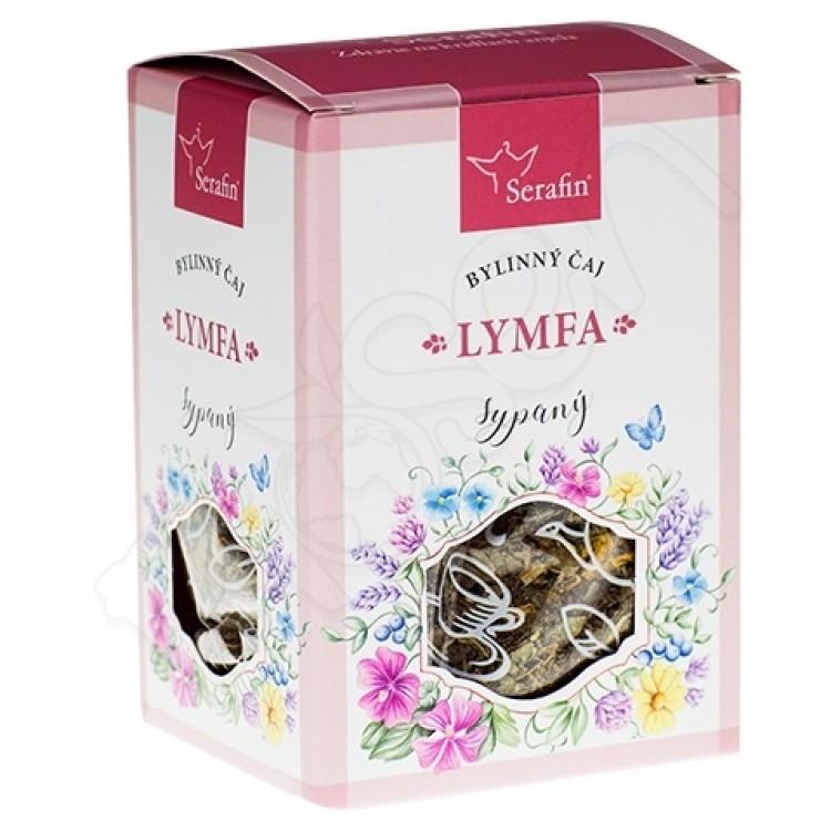 Lymfa sypaný čaj 50g Serafin