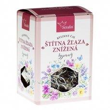 Štítna žľaza znížená sypaný čaj 50g Serafin