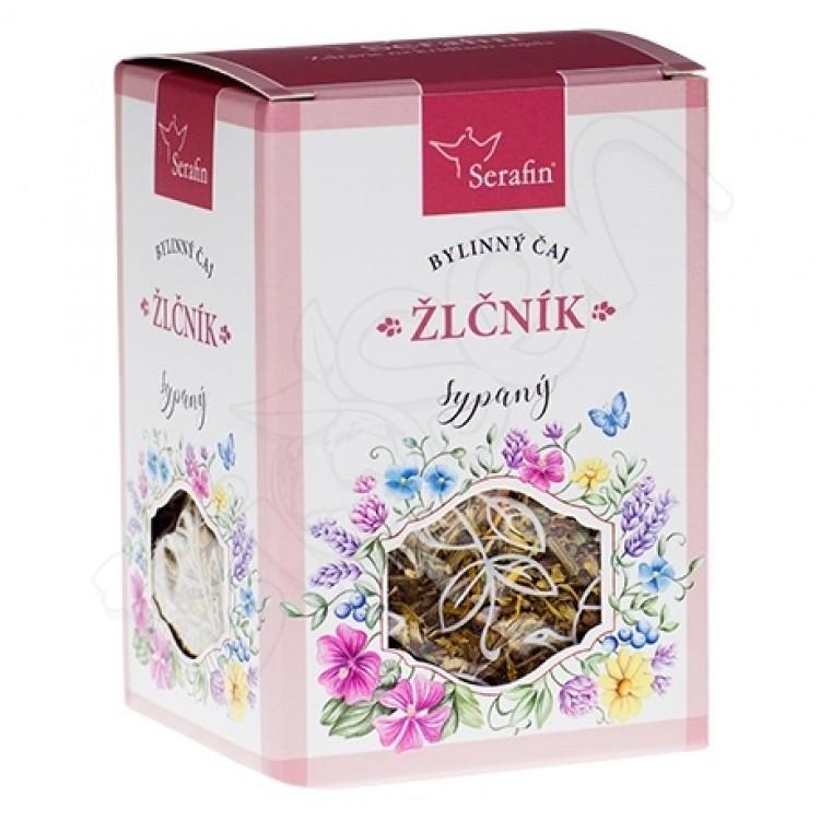 Žlčník sypaný čaj 50g Serafin