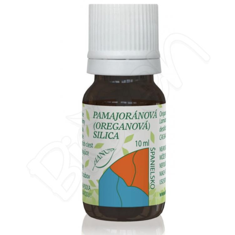 Pamajoránová (oreganová) silica, Hanus 10 ml