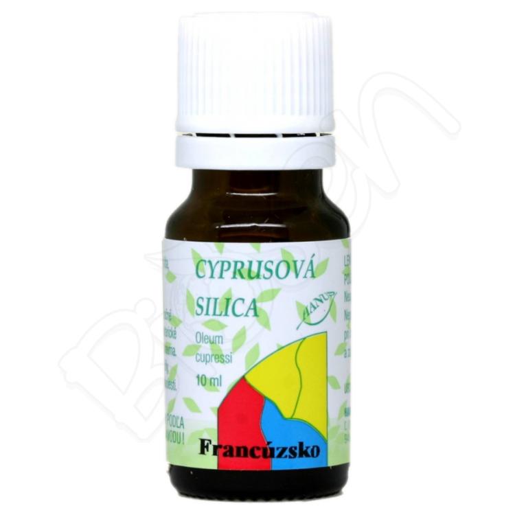 Cyprusová silica, Hanus 10 ml