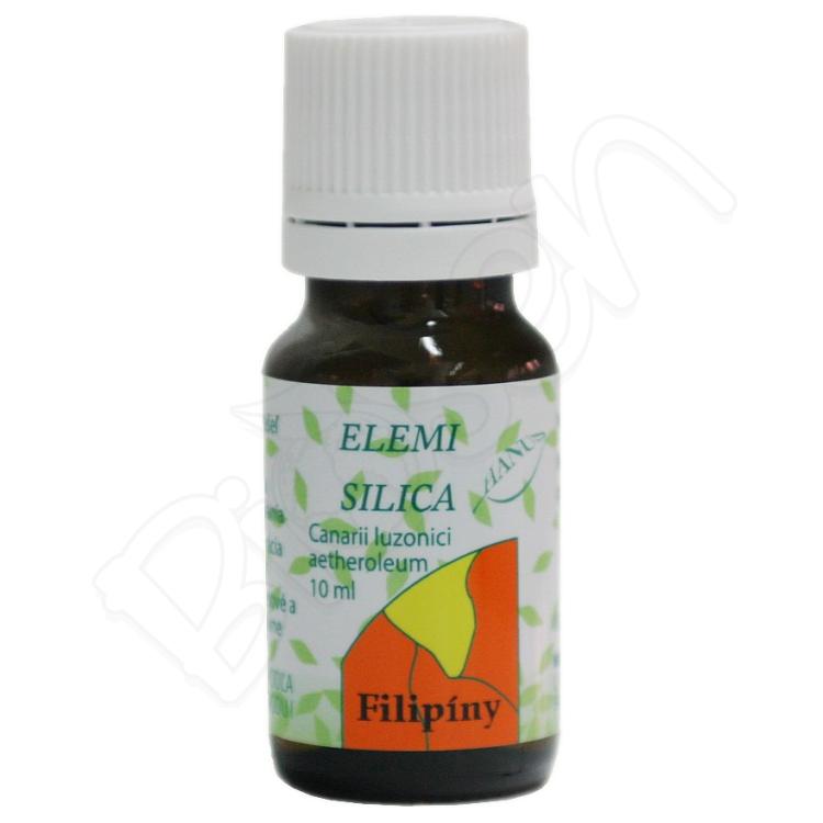 Elemi silica, Hanus 10 ml