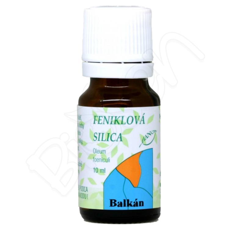 Feniklová silica, Hanus 10ml