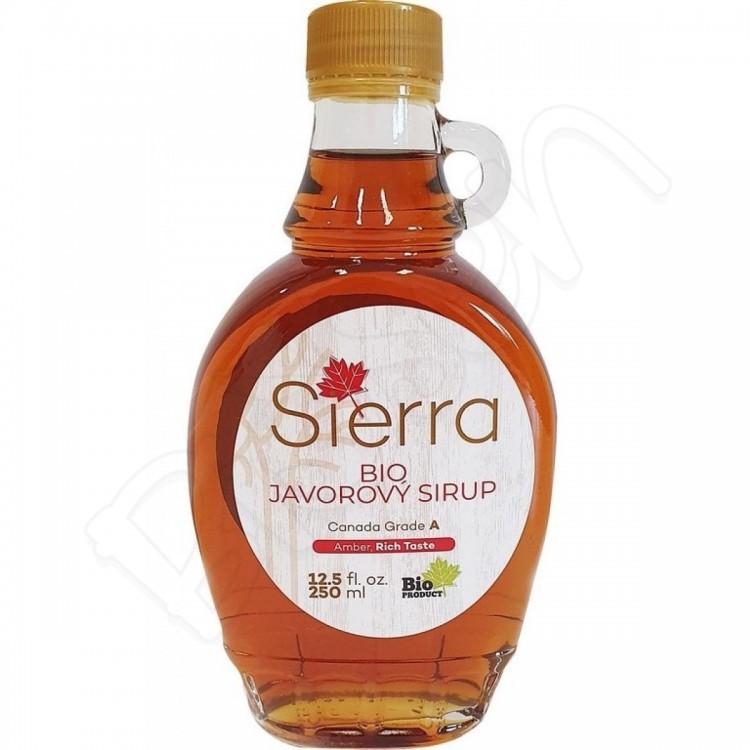 Javorový sirup A BIO 250ml Sierra