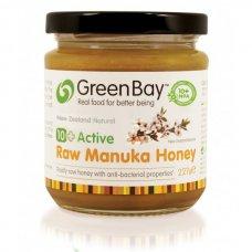 10+ Active Manuka med 250g RAW GreenBay