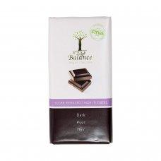 Čokoláda horká so sladidlom 85g Balance