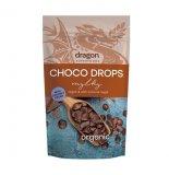 Choco drops MILKY na prípravu čokolády BIO 250g Dragon Superfoods