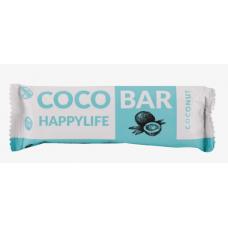 COCO BAR – Kokosová tyčinka BIO 40g Happy Life