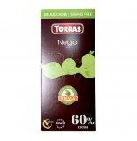 Horká čokoláda sladená sladidlami BZL 100g Torras
