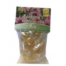 Cukríky s echinaceou BIO 75g Eco Sweets