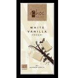 Ryžová čokoláda biela vanilka BIO 80g ichoc
