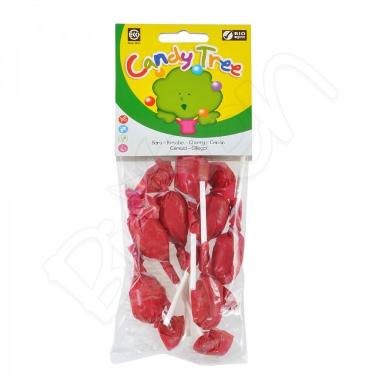 Lízatká - višňa BIO 70g Candy tree
