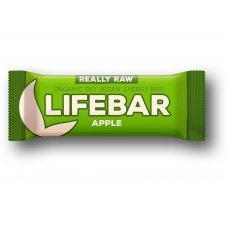 Tyčinka jablko BIO 47g Lifebar