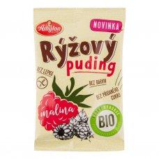 Puding ryžový MALINA BZL BIO 40g Amylon