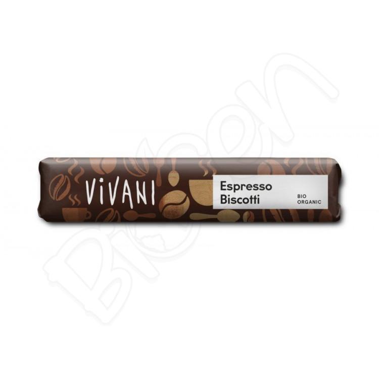 Čokoláda ESPRESSO BIO 40g Vivani