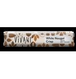 Čokoláda ryžová BIELA NUGÁTOVÁ BIO 35g Vivani