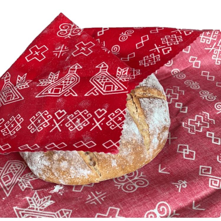 Voskové VRECKO na chlieb 35x45cm 1ks Môj Obal