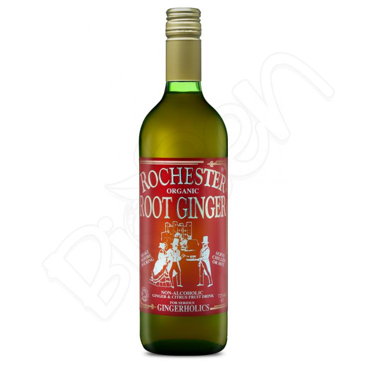 Zázvorový nápoj BIO 725ml Ginger Root Organic