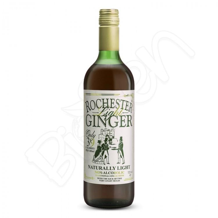 Zázvorový nápoj 725ml Rochester LIGHT Ginger